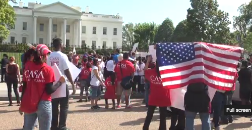 May Day Protests on Immigration Reform