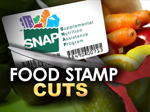 Families Snap Back After Losing SNAP Benefits