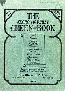 Traveling while black? The Green Book can help